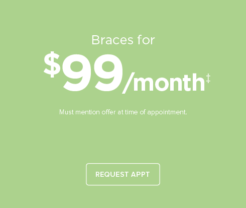 Pflugerville Modern Dentistry and Orthodontics-$99/month braces